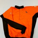 classic jacket orange