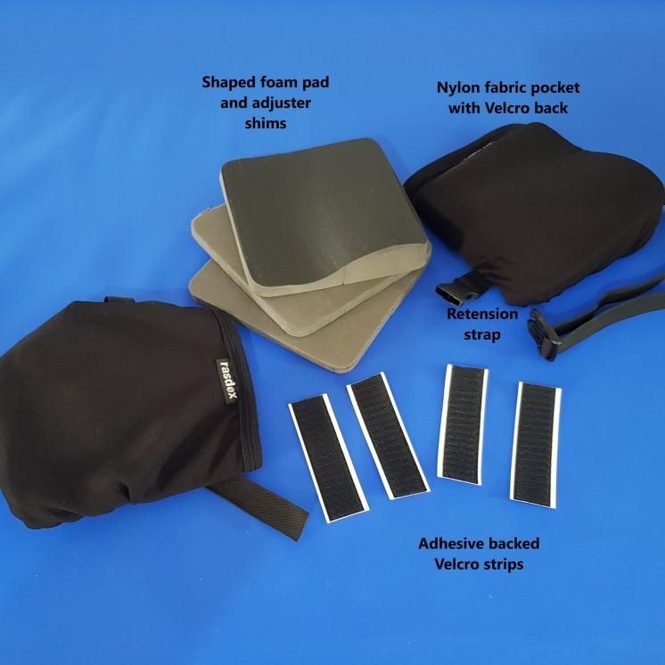 Adjustable Hip Pad Kit